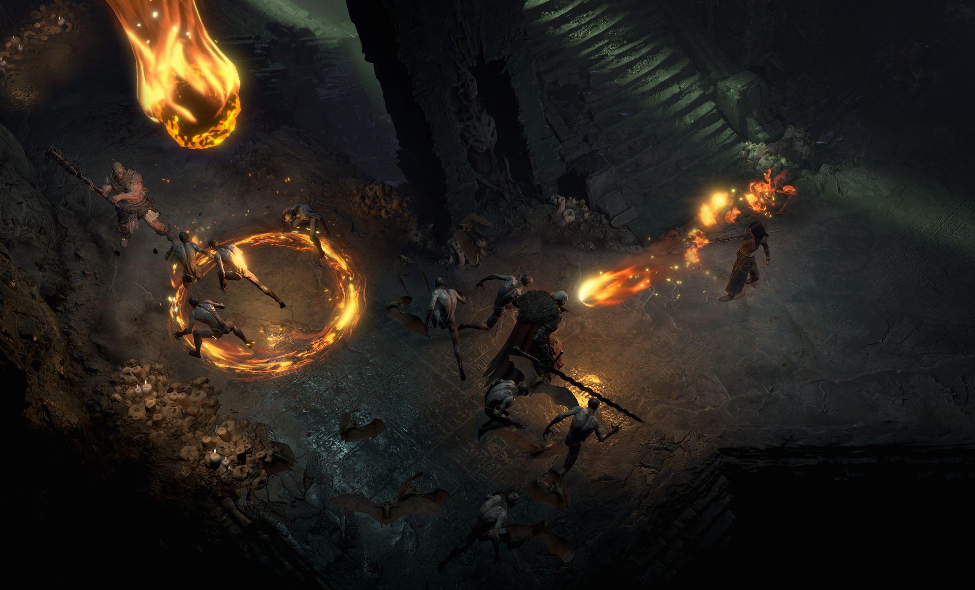 Captures d'écran de Diablo IV
