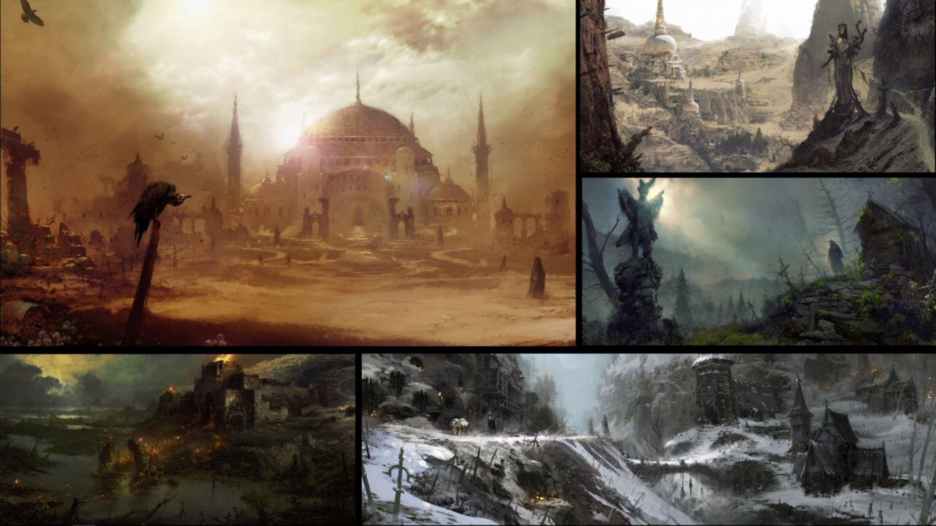 Conférence The Art of Diablo IV