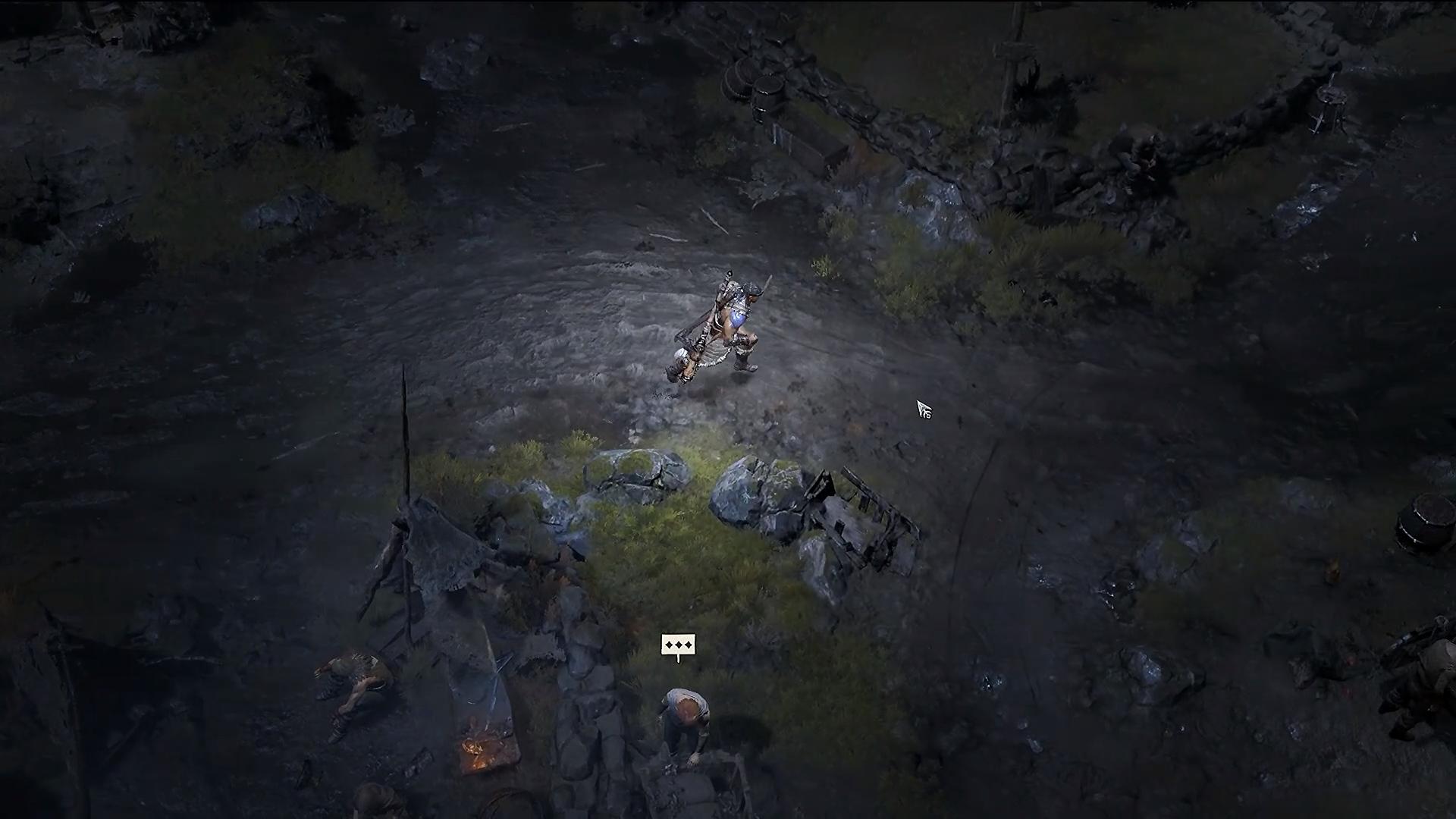 Image de la conférence 'Diablo IV : univers et histoire' de la BlizzCon 2019